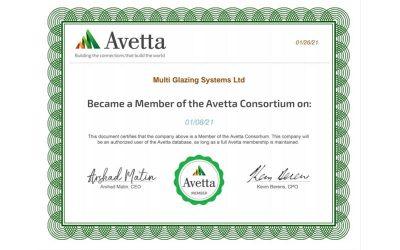 Avetta Consortium Membership Achievement for MGS