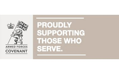 MGS Registers Armed Forces Covenant Pledge