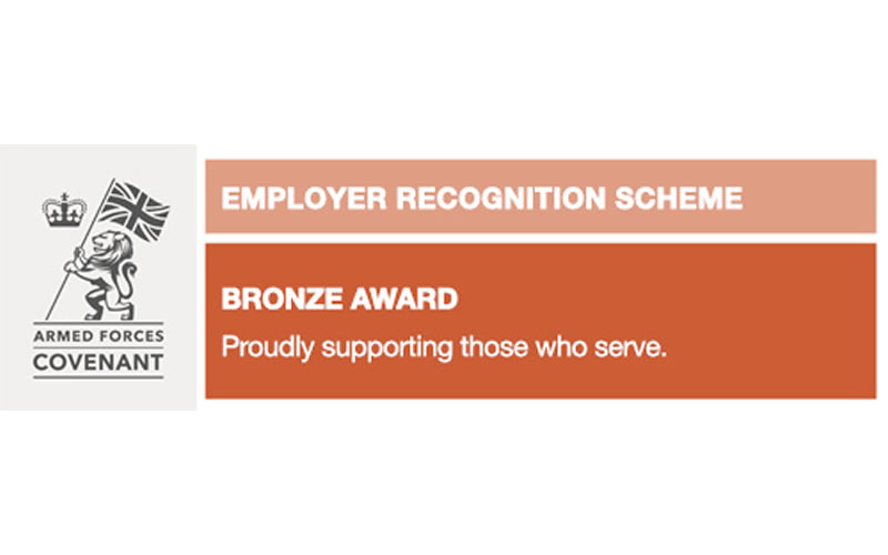 Armed Foreces Covenant Bronze Award