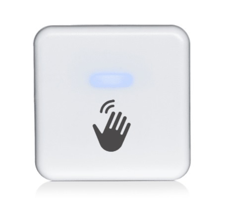 touchless sensor switch for automatic doors
