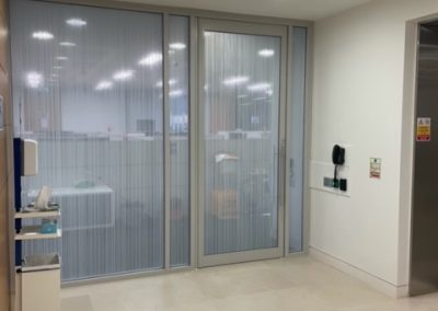 Office covid-19 screen