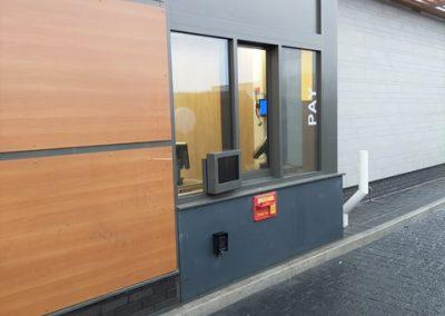 McDonalds Covid 19 screen